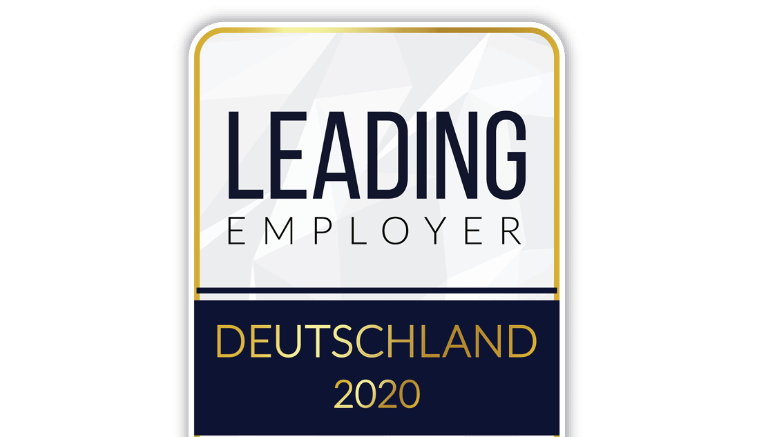 LEADING EMPLOYER 2020