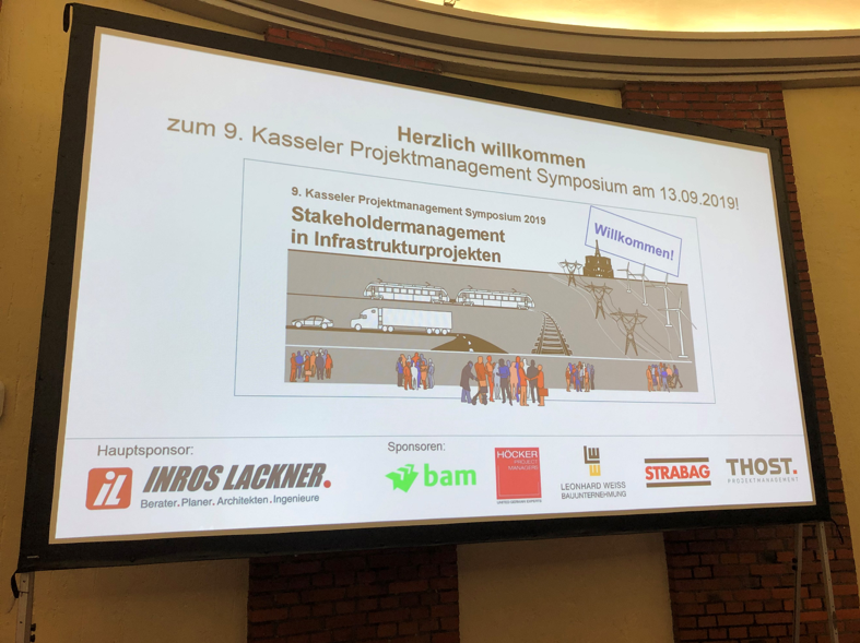 THOST auf dem Kasseler Projektmanagement Symposium